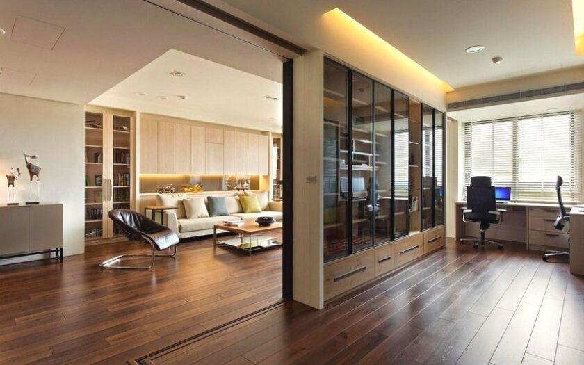 Раздел помещения для апартаментов