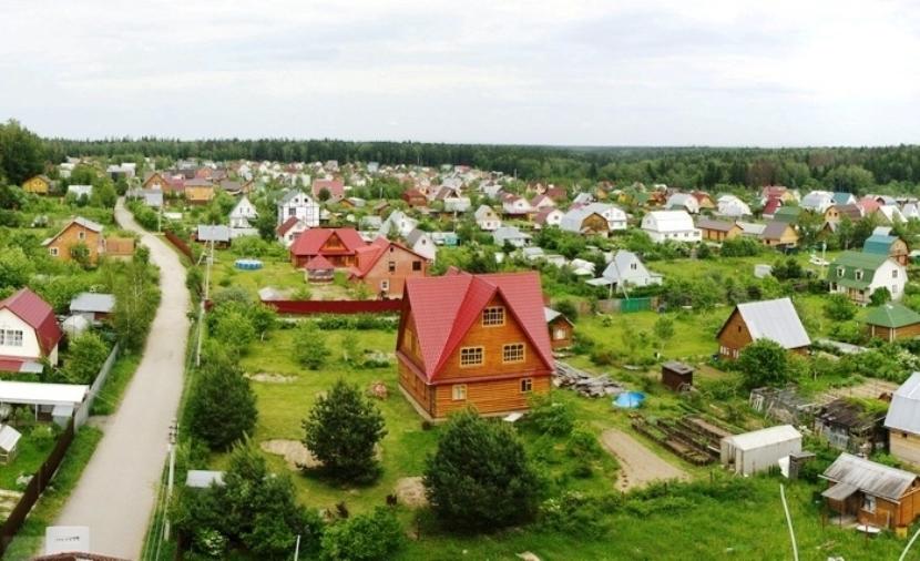 Земли населенных пунктов для дачного строительства