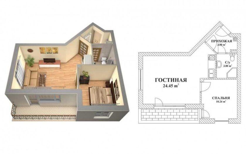 чем отличается жилое помещение от квартиры