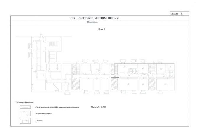 Изготовление технического плана для зданий и помещений в БТИ